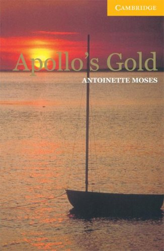 Apollo's Gold, Book with Audio CD cd iron maiden a matter of life and death