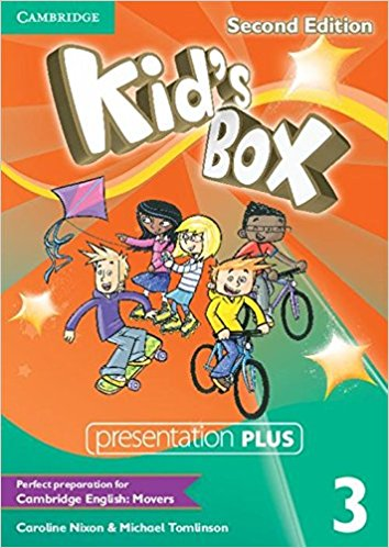 Kid's Box 2 Edition 3 Presentation Plus eyes open 3 presentation plus dvd rom