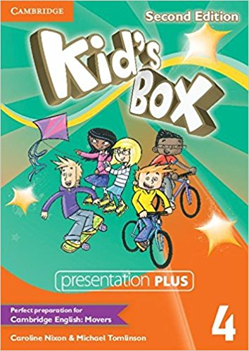 Kid's Box 2 Edition 4 Presentation Plus touchstone teacher s edition 4 with audio cd