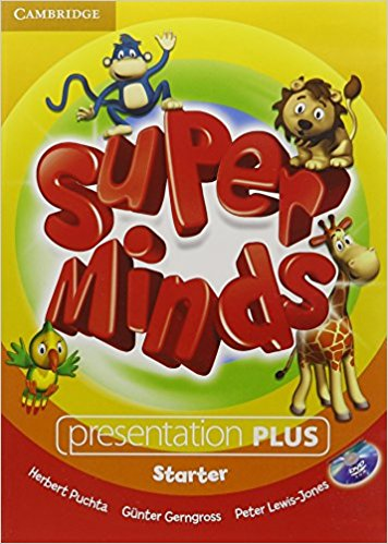 Super Minds: Starter: Presentation (+ DVD-ROM) eyes open 3 presentation plus dvd rom