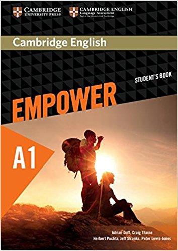 Cambridge English: Empower A1: Student's Book cambridge english empower upper intermediate student s book