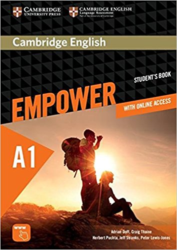 Cambridge English Empower Starter Student's Book, Online Assessment Practice, Online Workbook craven m cambridge english skills real listening