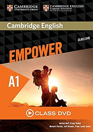 Cambridge English Empower Starter Class DVD cambridge english empower upper intermediate presentation plus dvd rom