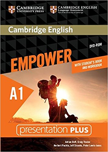 Cambridge English Empower Starter Presentation Plus DVD-ROM cambridge english empower starter workbook no answers downloadable audio