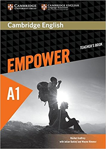 Cambridge English: Empower Starter Teacher's Book cambridge english empower upper intermediate presentation plus dvd rom