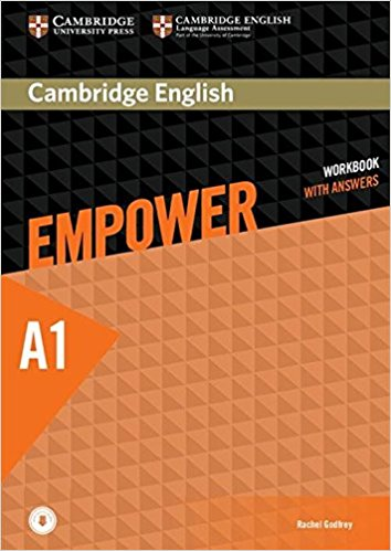 Cambridge English Empower Starter Workbook with Answers with Online Audio playtime starter workbook