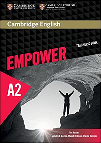 Cambridge English Empower A2: Teacher's Book cambridge english empower upper intermediate student s book