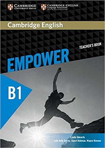 Cambridge English Empower Pre-Intermediate Teacher's Book cambridge english empower upper intermediate student s book