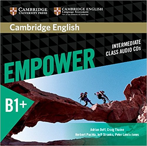 Cambridge English Empower Intermediate Class Audio CDs cambridge english empower upper intermediate student s book
