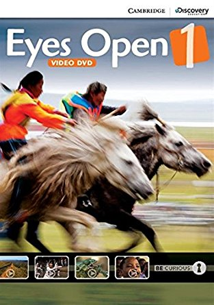 Eyes Open 1 Video DVD 探索科学百科 discovery education(中阶)2级a3·泰坦尼克与冰山