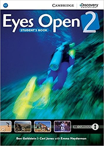 Eyes Open 2 Student's Book eyes open level 1 workbook with online practice