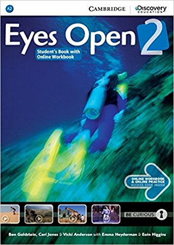 Eyes Open 2: Student's Book with Online Workbook michael allen w michael allen s online learning library successful e learning interface making learning technology polite effective and fun