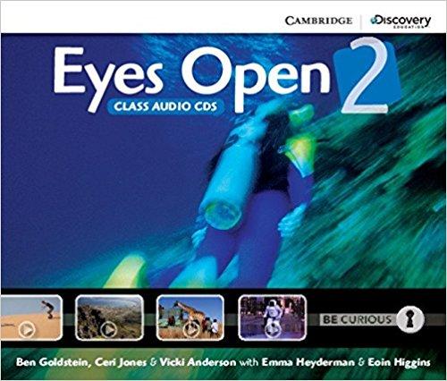 Eyes Open 2 Class Audio CDs
