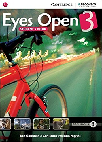 Eyes Open 3 Student's Book eyes open level 1 workbook with online practice