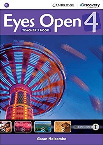 Eyes Open 4: Teacher's Book