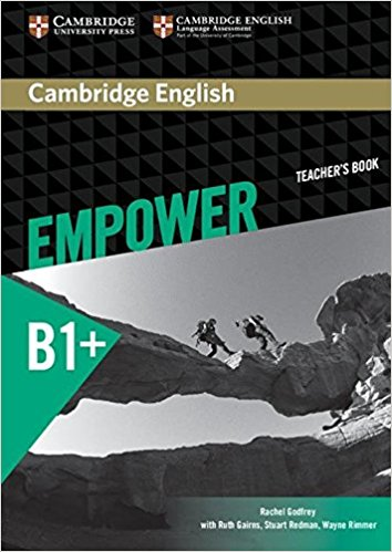 Empower B1+: Teacher's Book cv earth through time sixth edition acp course notes for university of south dakota set