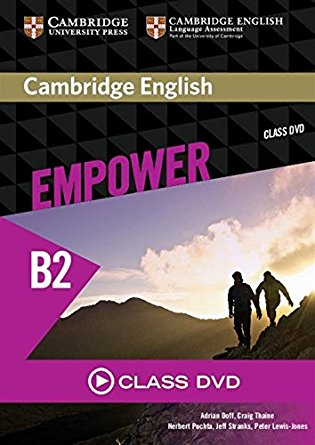 Cambridge English Empower Upper-Intermediate Class DVD cambridge english empower upper intermediate student s book