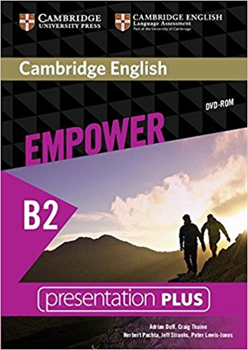 Cambridge English Empower Upper-Intermediate Presentation Plus DVD-ROM сумка the cambridge satchel