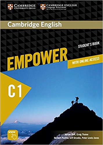 Cambridge English Empower: Advanced Student's Book: C1 driscoll l cambridge english skills real reading 3 with answers