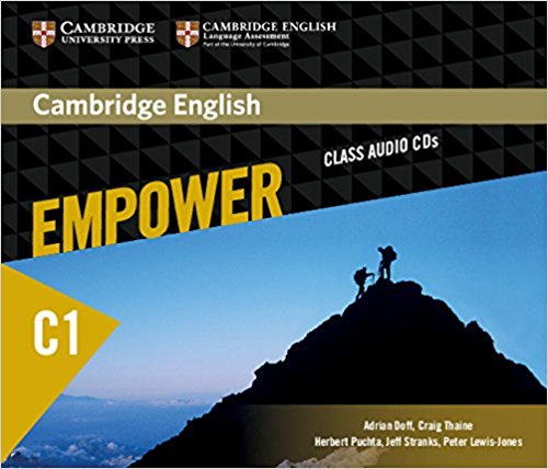 Cambridge English: Empower Advanced (Class Audio CD) english language at secondary education in bangladesh