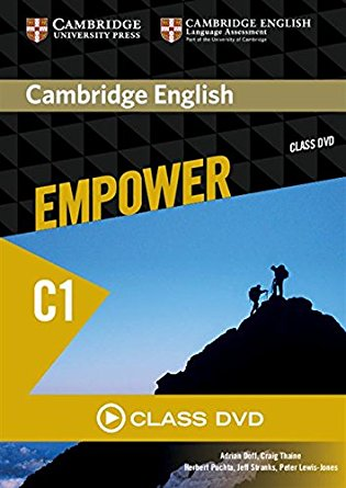 Cambridge English: Empower Advanced (Class DVD) cambridge english empower starter workbook no answers downloadable audio