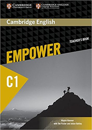 Cambridge English: Empower: Advanced: Teacher's Book cambridge english empower upper intermediate presentation plus dvd rom