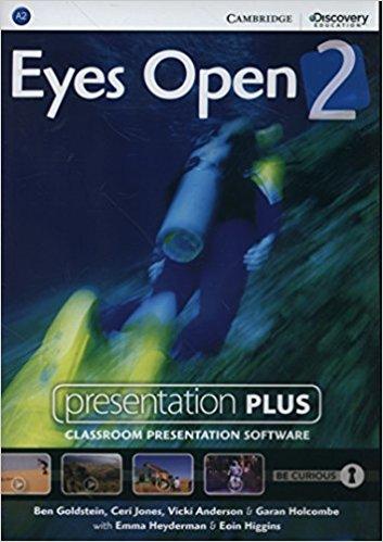 Eyes Open 2 Presentation Plus DVD-ROM