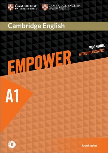 Cambridge English Empower Starter Workbook no Answers Downloadable Audio cambridge english key 6 student s book without answers