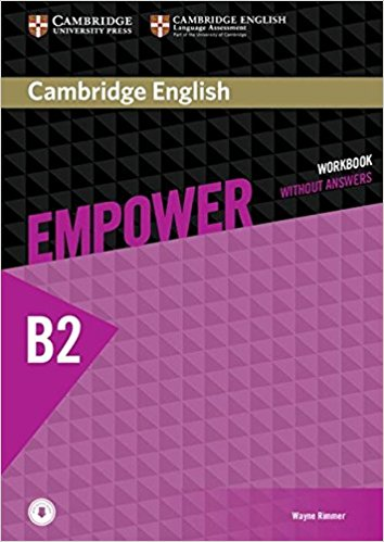 Cambridge English Empower Upper-Intermediate Workbook no Answers with Downloadable Audio cambridge english empower upper intermediate student s book