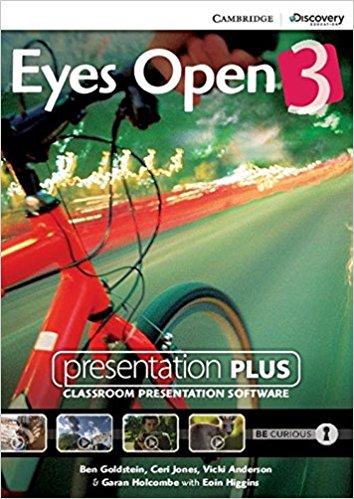 Eyes Open 3 Presentation Plus DVD-ROM drivas g education learning training in a digital society teachers resource book книга для учителя