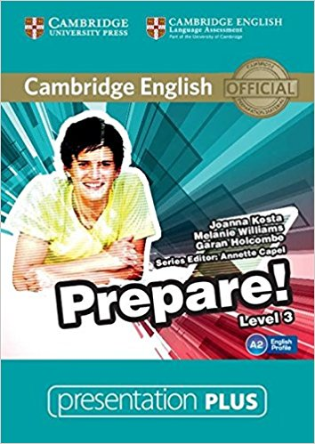 Cambridge English Prepare! 3 Presentation Plus DVD-ROM cambridge english empower upper intermediate presentation plus dvd rom