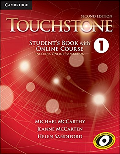 Touchstone 2 Edition 1 Student's Book with Online Course with Online Workbook easy learning speak french with cdx2
