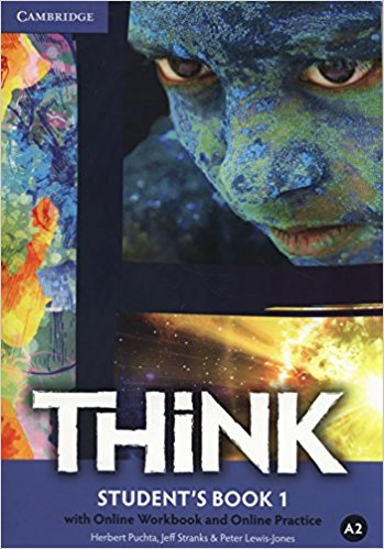 Think: Level 1: Student's Book with Online Workbook and Online Practice david moore richard designing online learning with flash