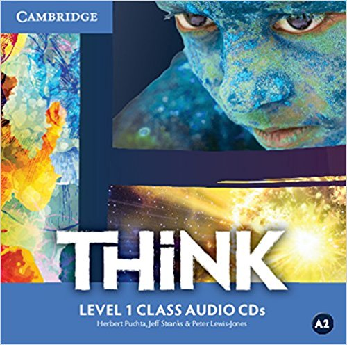 Think British English 1 Class Audio CDs