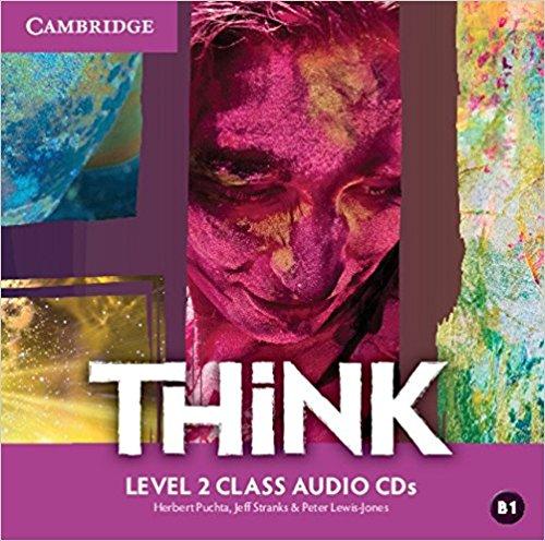 Think British English 2 Class Audio CDs playway to english second edition 1 class audio cds