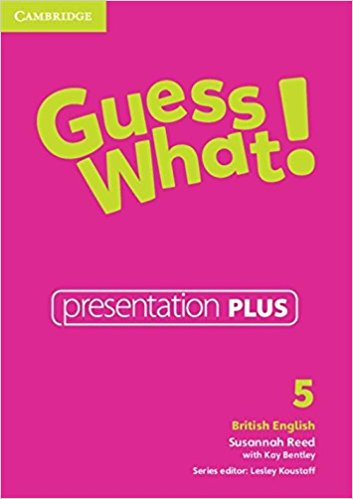 Guess What! 5 Presentation Plus DVD-ROM cambridge english empower starter presentation plus dvd rom