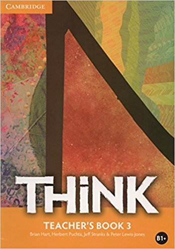 Think: Level 3: Teacher's Book carol barrett upbeat starter test book level a1