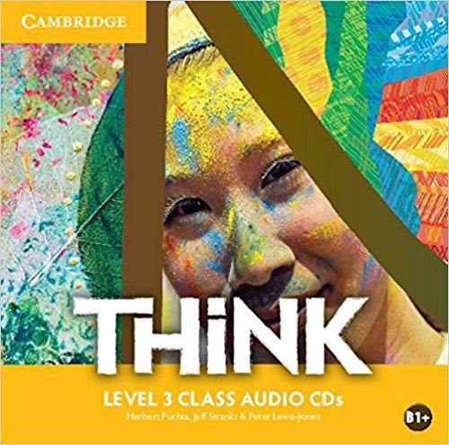 Think British English 3 Class Audio CDs playway to english second edition 1 class audio cds