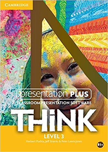 Think British English 3 Presentation Plus DVD-ROM next move british english level 2 teacher s presentation kit