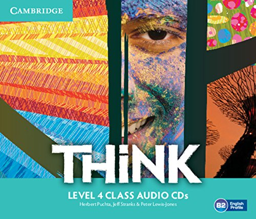 Think British English 4 Class Audio CDs playway to english second edition 1 class audio cds