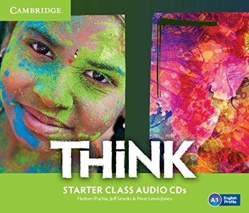 Think British English Starter Class Audio CDs cambridge english empower starter class audio cds