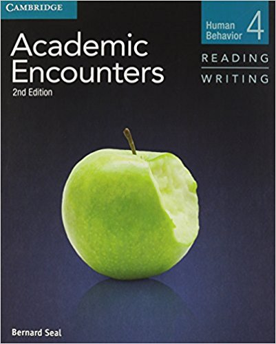 Academic Encounters Level 4 2 Book Set (Student's Book Reading and Writing and Student's Book Listening and Speaking with DVD) hewings martin thaine craig cambridge academic english advanced students book