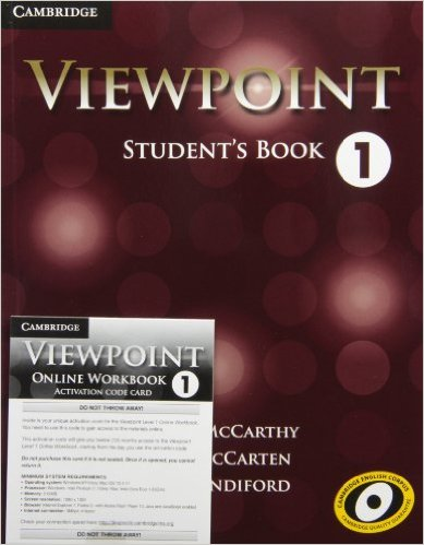Viewpoint 1 Blended Online Pack (Student's Book and Online Workbook Activation Code Card) straight to advanced digital student s book pack internet access code card