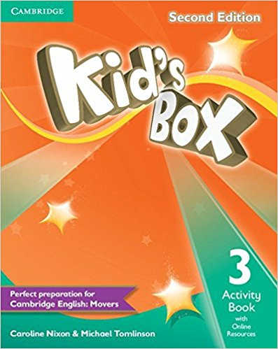Kid's Box 2 Edition 3 Activity Book with Online Resource touchstone teacher s edition 4 with audio cd
