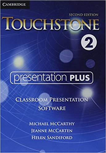 Touchstone 2 Edition 2 Presentation Plus DVD viewpoint level 2 student s book