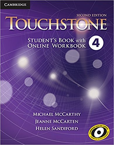 Touchstone 2 Edition 4 Student's Book with Online Workbook hewings martin thaine craig cambridge academic english advanced students book