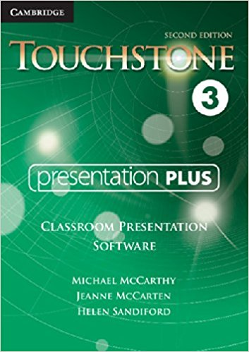 Touchstone 2 Edition 3 Presentation Plus DVD azimuth azimuth the touchstone depart 3 сd