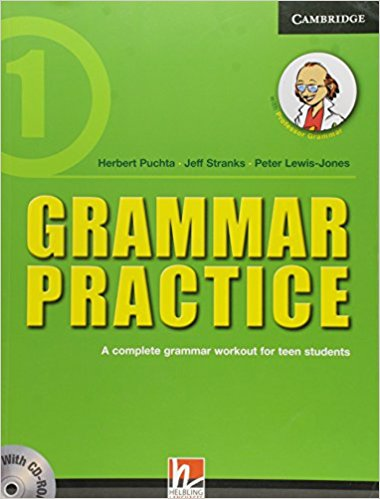Grammar Practice 1 Paperback with CD-ROM new grammar time 1 cd rom