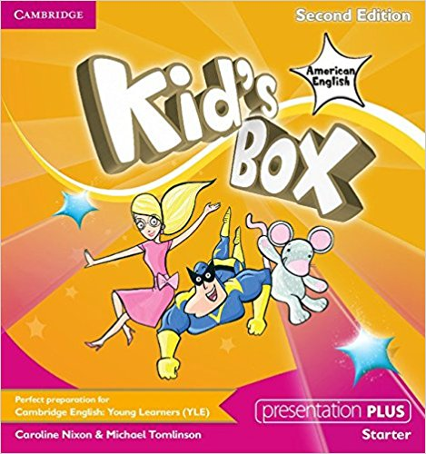 Kid's Box 2 Edition Starter Digital Classroom Pack eyes open 3 presentation plus dvd rom