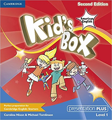 Kid's Box 2 Edition 1 Digital Classroom Pack cambridge english empower advanced student s book c1